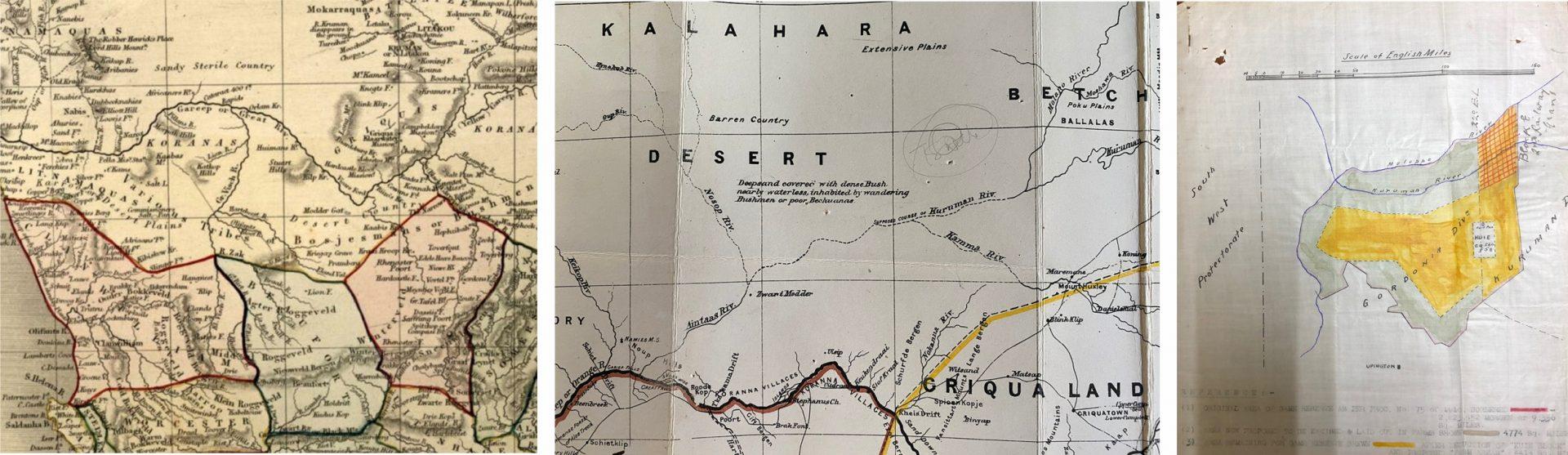 Pippa Skotnes Maps